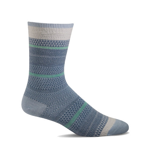 Pair of Sockwell Essential socks in Chambray