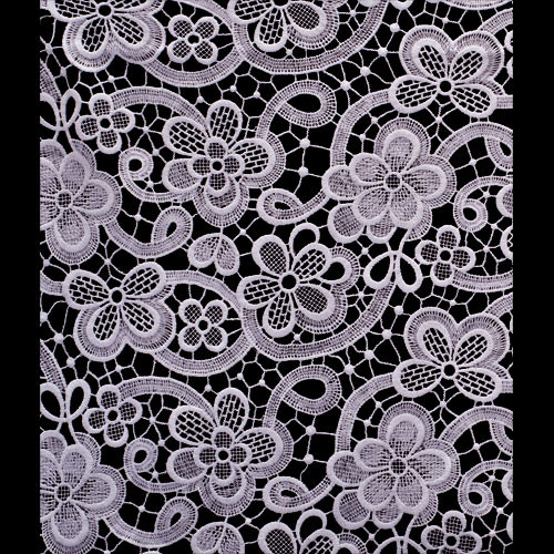 Chemical lace,lace, lace fabric