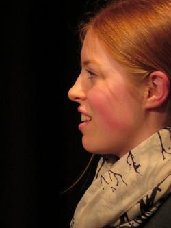 Kirsten speelt Linda.