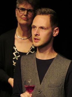 Rowin Bakker speelt Peter.