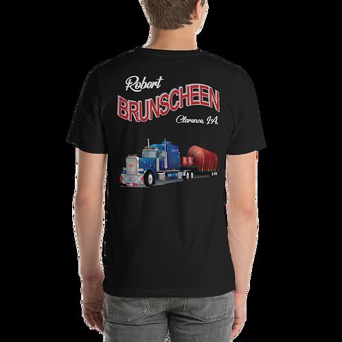 Robert Brunscheen Trucking Short-Sleeve Unisex T-Shirt