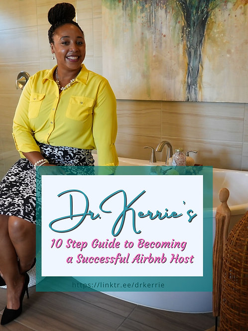 Dr. Kerrie's E-book & Workshop Replay