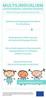 DEVELOPMENTAL LANGUAGE DISORDER DAY 2020