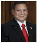 Guam CAHA Governor Eddie Baza Calvo