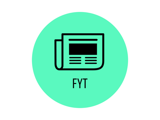 FYT - Weekly news 2nd December