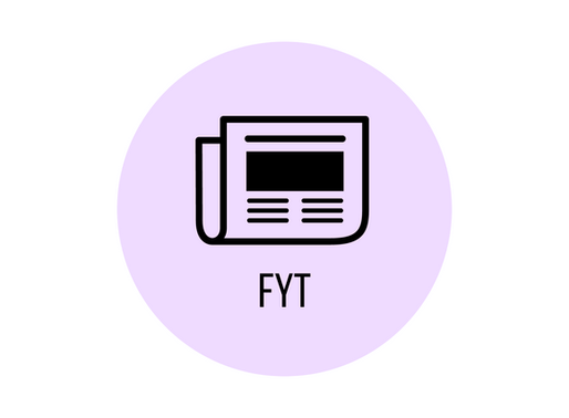 FYT - WEEKLY NEWS 25TH nOVEMBER