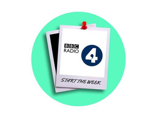 bbc radio 4: start the week