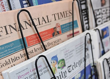 Which newspaper should we read during CAT preparation?
