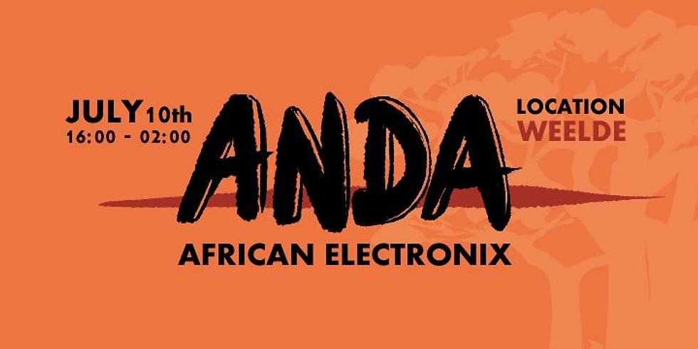 Anda x Weelde - African Electronix