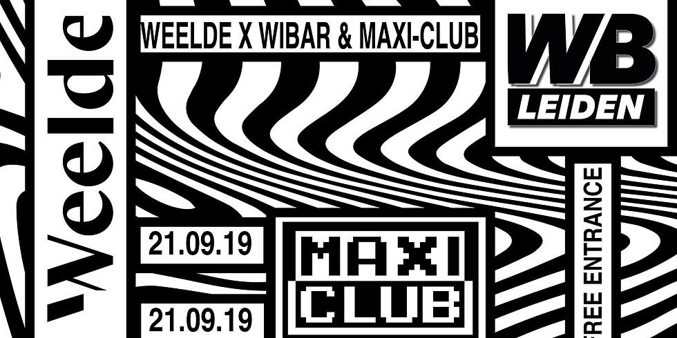 Weelde invites: WiBar & Maxi Club