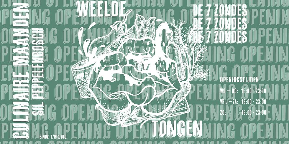 Openingsavond Weelde Tongen November - Sil Peppelenbosch