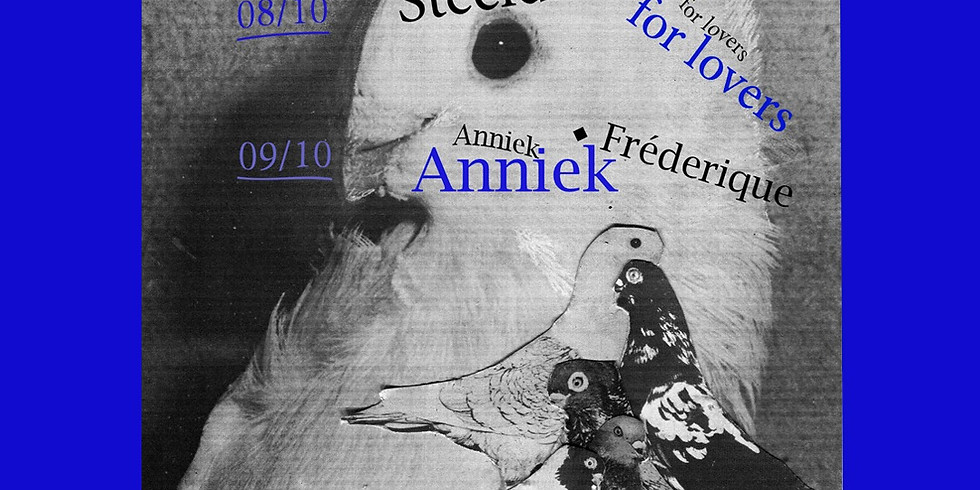 KUMZITS // Steeldrumsforlovers & Anniek frederique