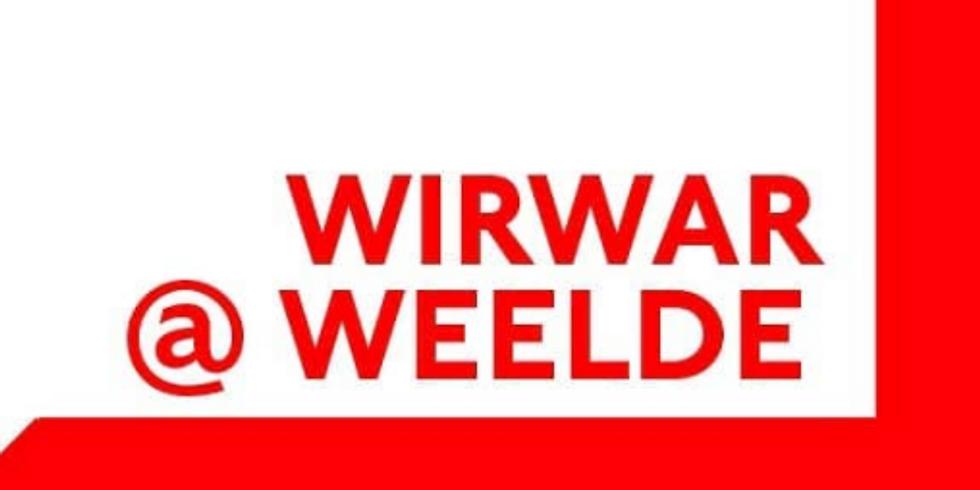 Wirwar x Weelde @ Zandbar Radio