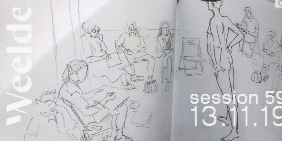 Drink&draw: session 59