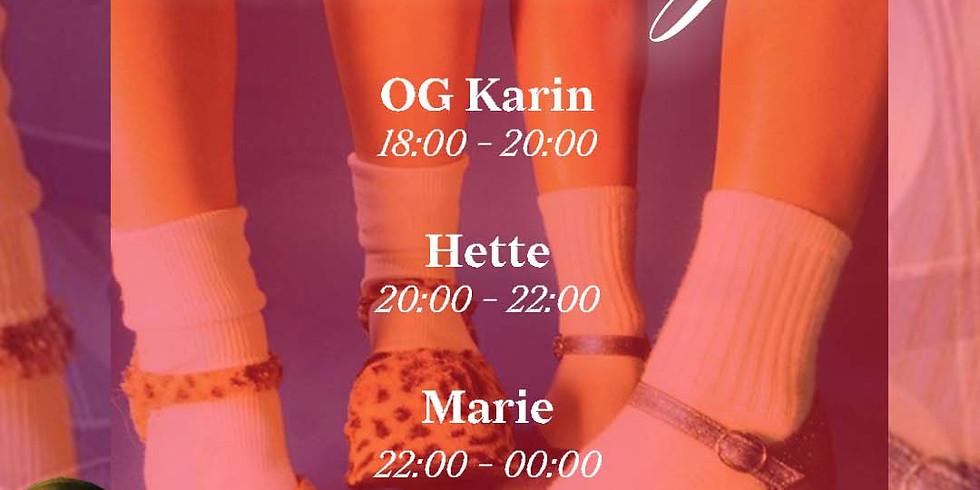 Zandbar Dancing w/ OG Karin - Hette - Marie
