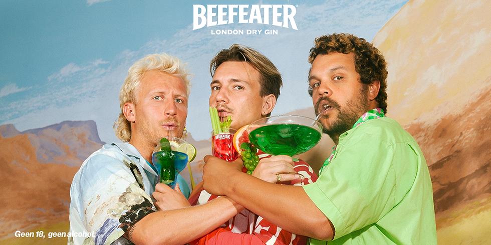 Goldband x Beefeater - Mooi Weer Tour @ Weelde Rotterdam
