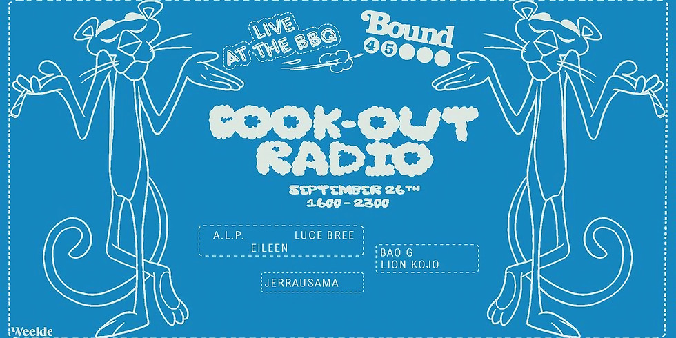 Live at the BBQ x Bound45
