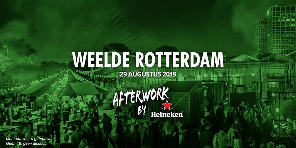Afterwork - Weelde Rotterdam