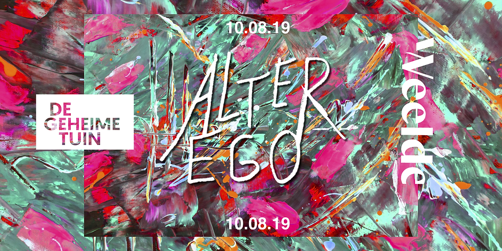 De Geheime Tuin w/ Alter Ego Music - Closing Party