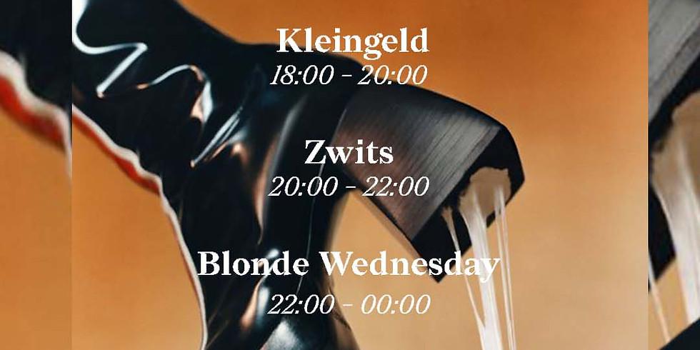 ZANDBAR dancing w/ Kleingeld - Zwits - Blonde wednesday