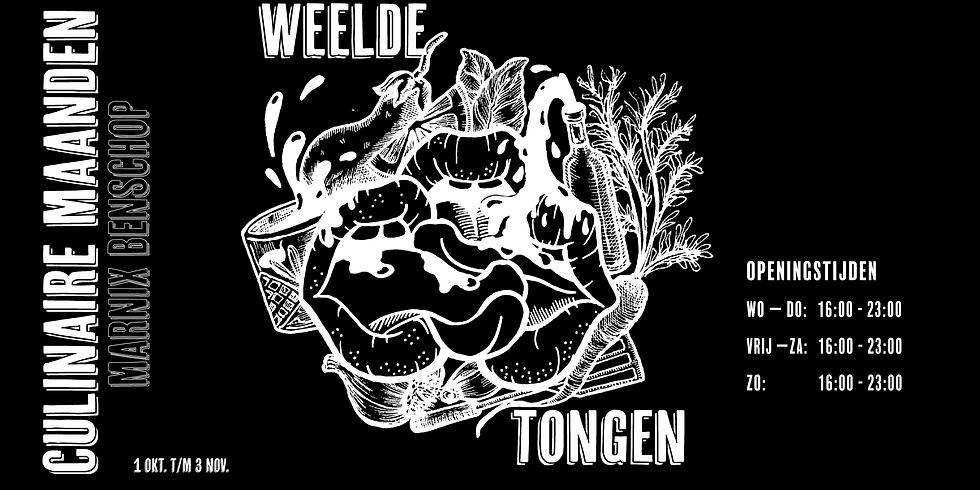 Weelde Tongen - Culinaire Maanden // Marnix Benschop