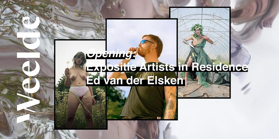 Opening: Expositie Artists in Residence Ed van der Elsken