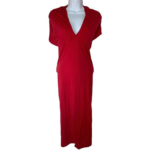 Wolford Hot Pink Bodycon Dress Size Small
