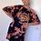 Thumbnail: Unisex custom Harley Davidson New Mexico extra large bleach died t-shirt