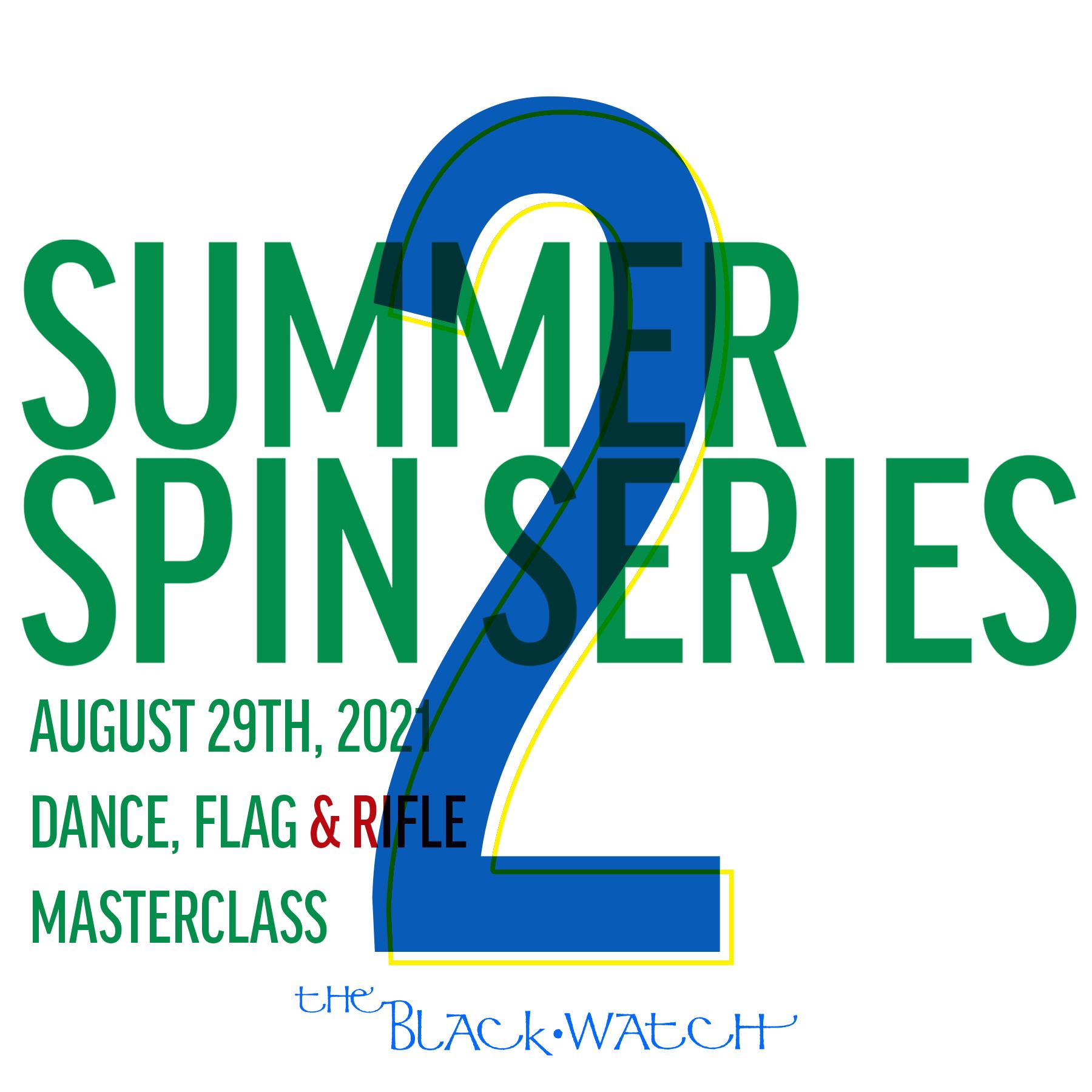 Summer Spin Series 2