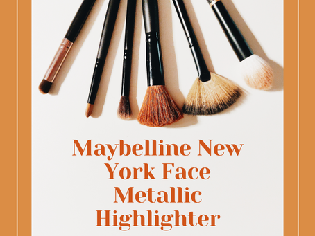 Maybelline New York Metallic Highlighter