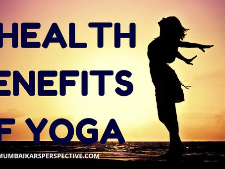 Six Health Benefits of Yoga