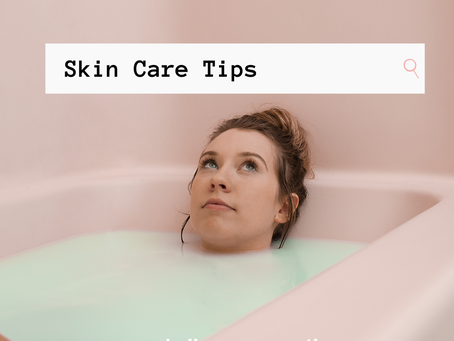 Skincare Tips for Naturally Beautiful Skin