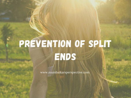 Easy Tips To Prevent Split Ends