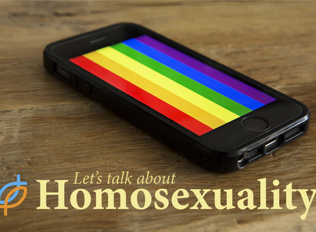 Let's Talk About Homosexuality