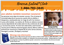 Infocard vacunas para adultos