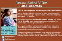 Infocard cigarrillos electrónicos