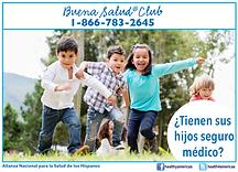 Infocard seguro de salud para sus hijos