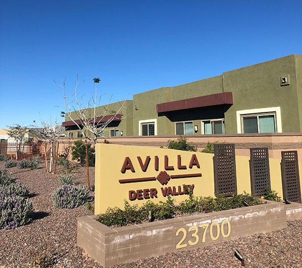 Avilla Deer Valley