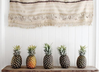 A pineapple a day....