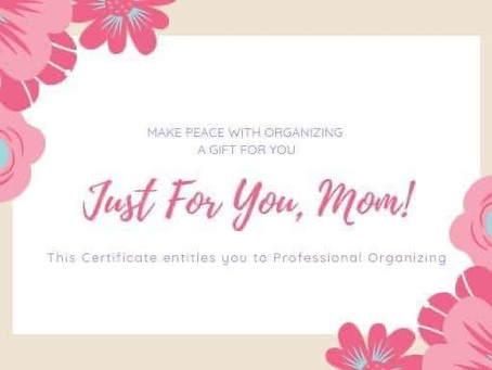 Mother's Day is right around the corner. Seeking that special, unique gift?