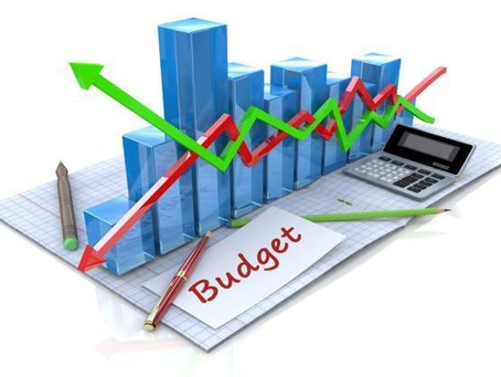 Is your New Years Reolution to create a budget?