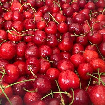 Strawberry Ranier Cherry