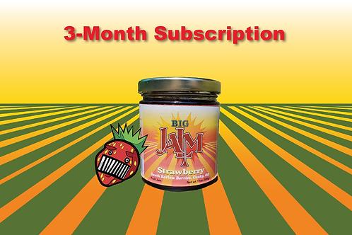 Three Month  Subscription