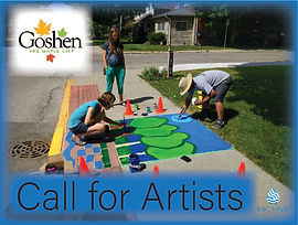 Goshen Call for artist Facebook Post_edi