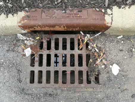 What's the big deal about Storm Drains?