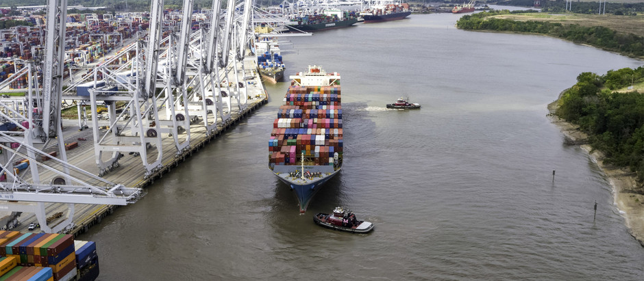 COSTAR NEWS - Busy Port of Savannah Attracts New Industrial Developers to Coastal Georgia