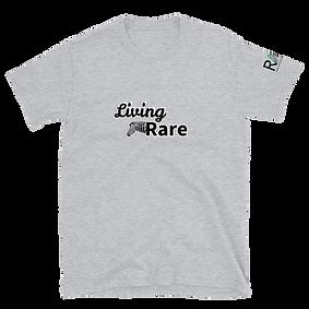 Living Rare Gray Tee.png