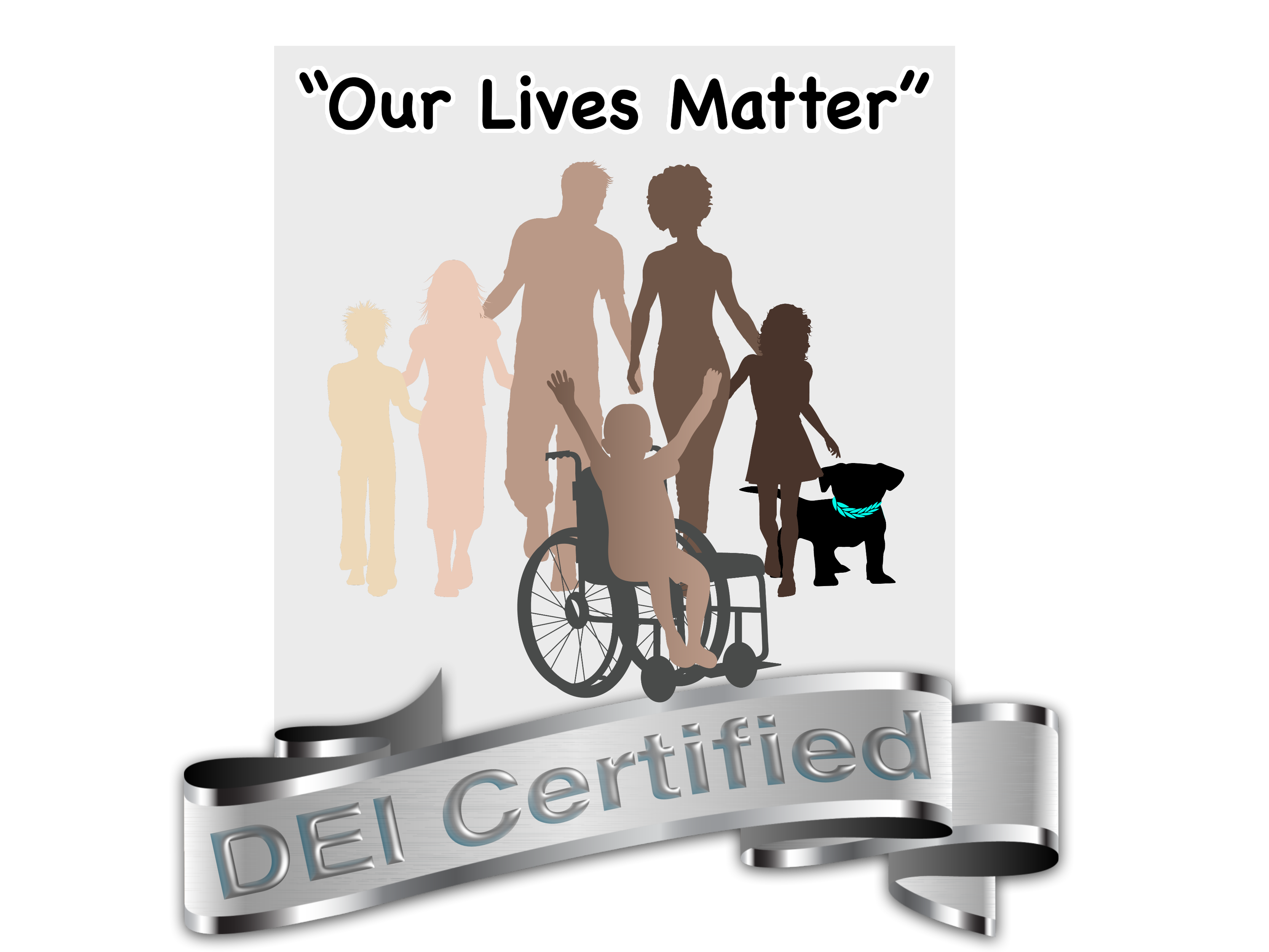 """""""Our Lives Matter"""" Domain Certification"""