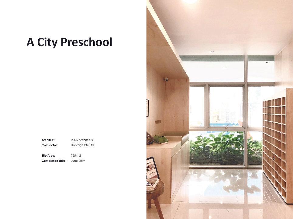 A City Preschool - project write up-1.jp