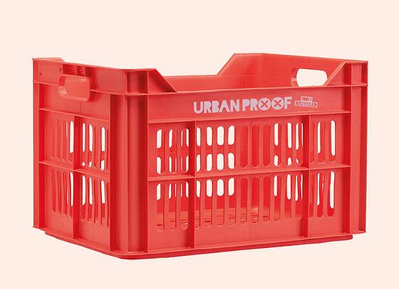 Urban Proof Recycled kasse - Lobster red